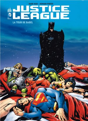 Justice League - La Tour de Babel