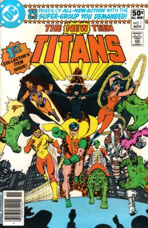 The New Teen Titans # 1 Issues V1 (1980 à 1984)