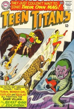 Teen Titans # 1 Issues V1 (1966 - 1978)