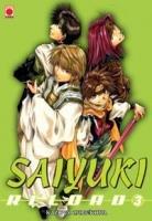 Saiyuki Reload 3