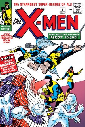 Uncanny X-Men édition Issues V1 (1963 - 2011)