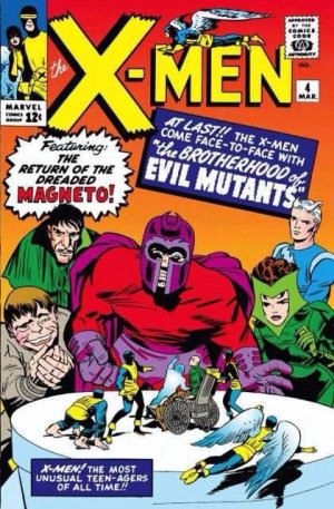 Uncanny X-Men # 4 Issues V1 (1963 - 2011)