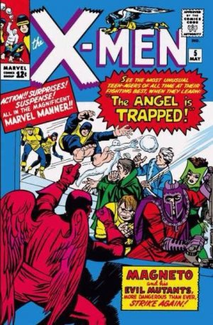Uncanny X-Men 5 - Trapped: One X-Man!