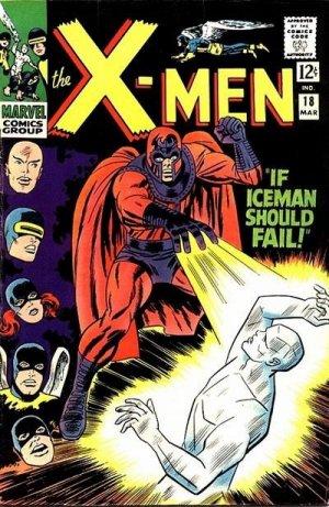 Uncanny X-Men 18 - If Iceman Should Fail..!