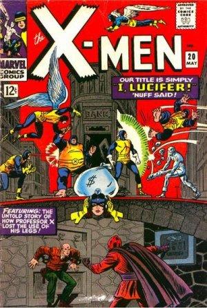 Uncanny X-Men # 20