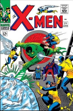 Uncanny X-Men # 21