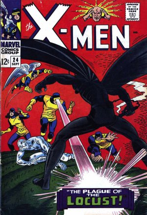 Uncanny X-Men 24 - The Plague of... The Locust!