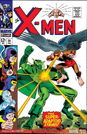 Uncanny X-Men # 29 Issues V1 (1963 - 2011)