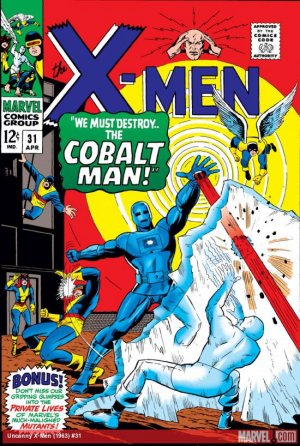 Uncanny X-Men # 31 Issues V1 (1963 - 2011)
