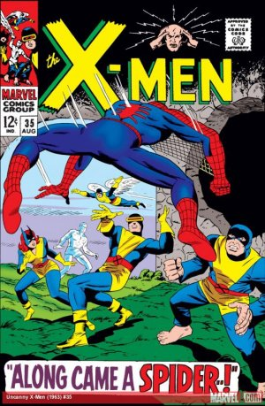 Uncanny X-Men # 35