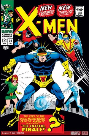 Uncanny X-Men # 39 Issues V1 (1963 - 2011)