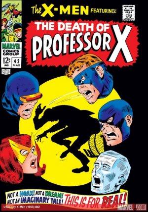 Uncanny X-Men # 42