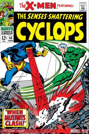 Uncanny X-Men # 45