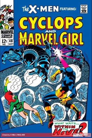 Uncanny X-Men # 48 Issues V1 (1963 - 2011)