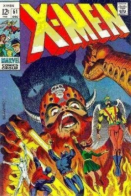 Uncanny X-Men 51 - The Devil Had a Daughter!