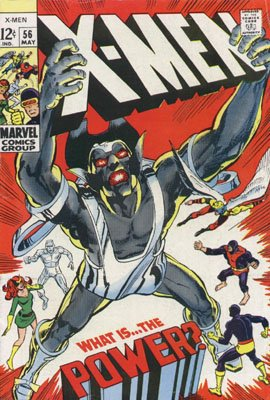 Uncanny X-Men # 56 Issues V1 (1963 - 2011)