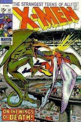 Uncanny X-Men 61 - Monsters Also Weep!