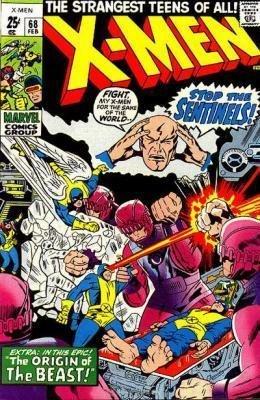 Uncanny X-Men 68