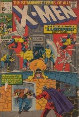 Uncanny X-Men # 71