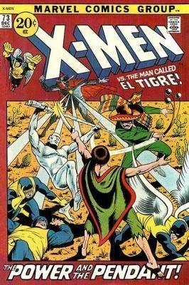Uncanny X-Men # 73