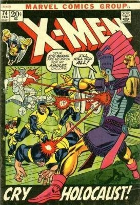Uncanny X-Men # 74