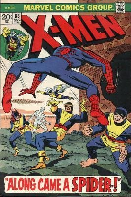 Uncanny X-Men # 83