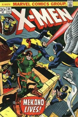Uncanny X-Men # 84