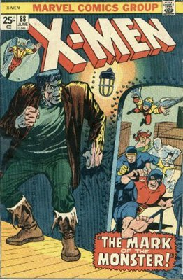 Uncanny X-Men 88