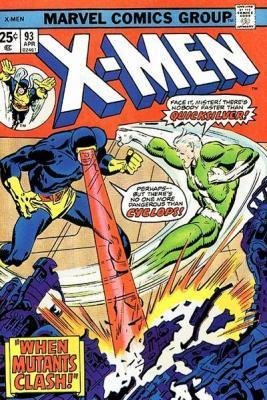 Uncanny X-Men # 93