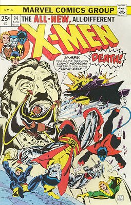 Uncanny X-Men # 94 Issues V1 (1963 - 2011)