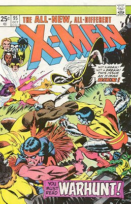 Uncanny X-Men # 95 Issues V1 (1963 - 2011)