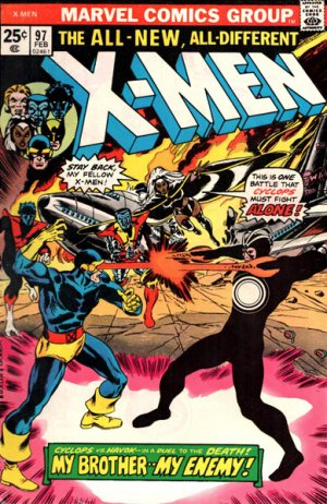 Uncanny X-Men # 97 Issues V1 (1963 - 2011)