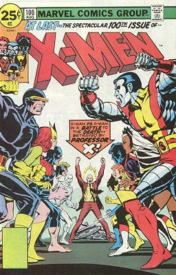 Uncanny X-Men # 100 Issues V1 (1963 - 2011)