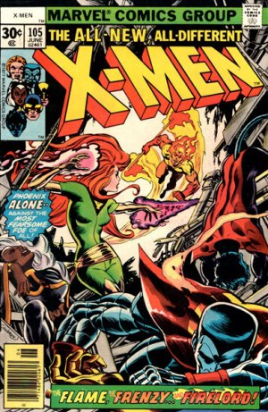 Uncanny X-Men # 105 Issues V1 (1963 - 2011)