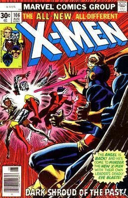 Uncanny X-Men # 106 Issues V1 (1963 - 2011)