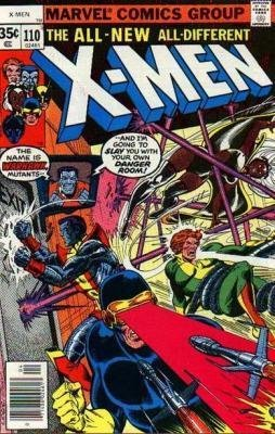 Uncanny X-Men 110 - The 'X'-Sanction!