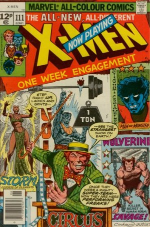 Uncanny X-Men # 111 Issues V1 (1963 - 2011)