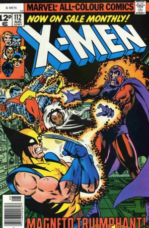 Uncanny X-Men # 112 Issues V1 (1963 - 2011)
