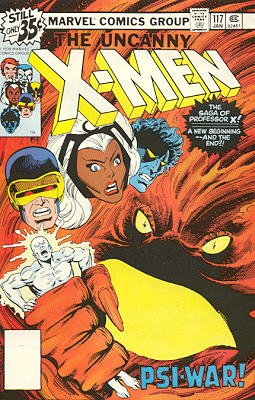 Uncanny X-Men # 117 Issues V1 (1963 - 2011)