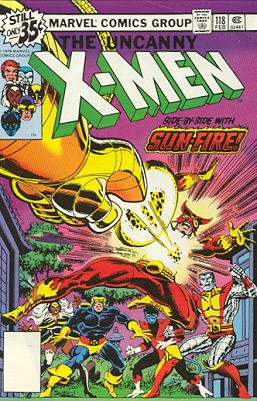 Uncanny X-Men # 118 Issues V1 (1963 - 2011)