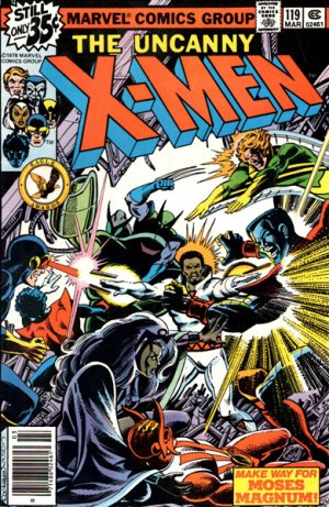 Uncanny X-Men # 119 Issues V1 (1963 - 2011)