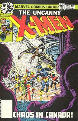 Uncanny X-Men # 120 Issues V1 (1963 - 2011)
