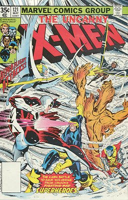 Uncanny X-Men # 121 Issues V1 (1963 - 2011)