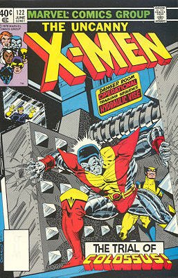 Uncanny X-Men # 122 Issues V1 (1963 - 2011)