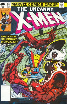 Uncanny X-Men # 129 Issues V1 (1963 - 2011)