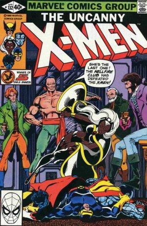 Uncanny X-Men # 132