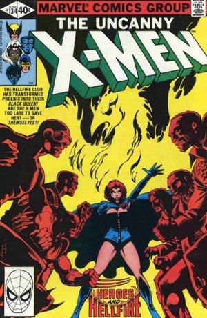 Uncanny X-Men # 134