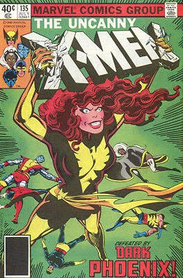 Uncanny X-Men # 135