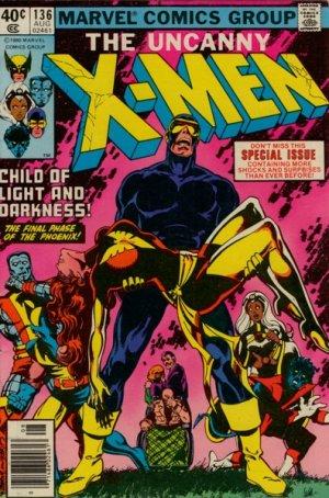 Uncanny X-Men # 136