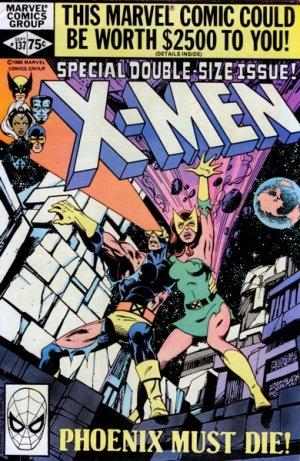 Uncanny X-Men 137